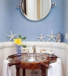 seashell bathroom decor ideas 30 modern bathroom decor ideas blue bathroom colors and
