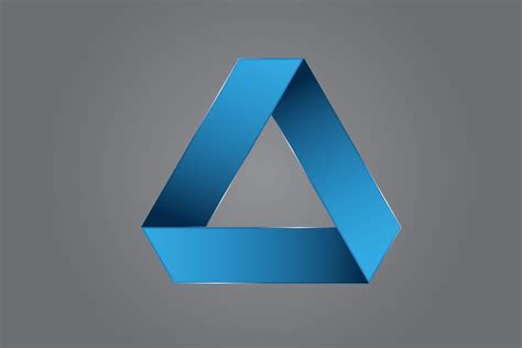triangle pattern corel illustrator tutorial 3d logo design triangle youtube