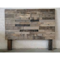 Wooden Headboards King by Best 25 Barn Wood Headboard Ideas On Diy