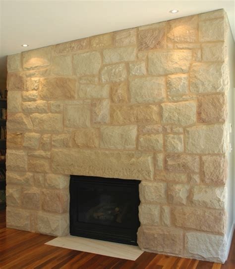 sandstone fireplace go stone special projects