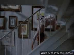 Exorcist Stair Scene by Top Ten Film Moments That Haunt Me Silver Screen Serenade
