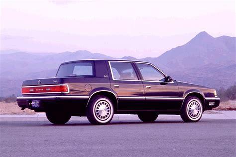 where to buy car manuals 1993 dodge dynasty regenerative braking 1990 93 dodge dynasty consumer guide auto