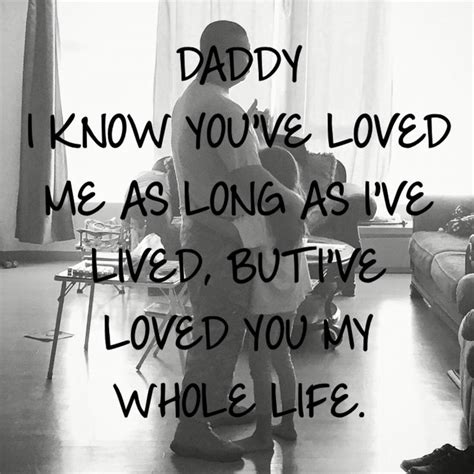 a daughters first love is her father for husband daddy