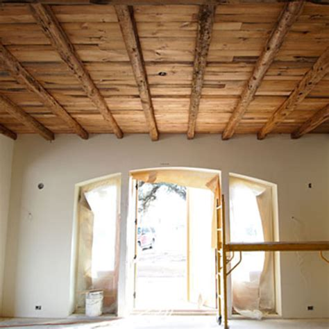 wood ceiling beams idea house preview dining room ceiling