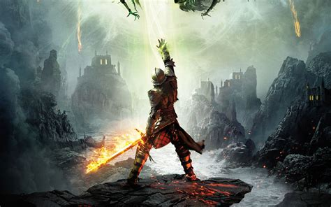 dragon age inquisition  game wallpapers hd