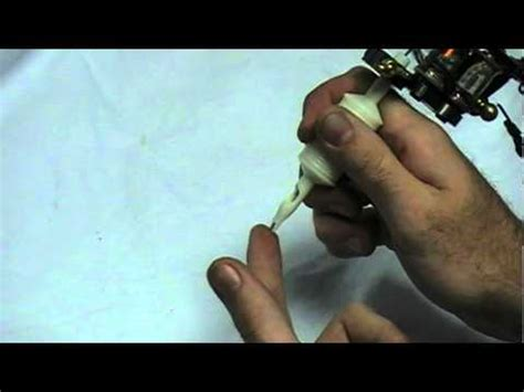 tattoo needle setup determining the stroke throw of a tattoo machine by