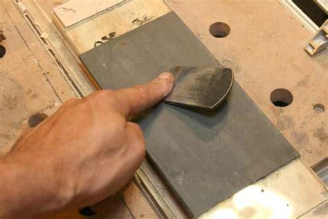 japanese tools  japanese hand plane kanna setup