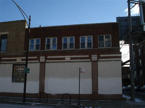 County Assessor S Office by Chicago Abandoned Lot Project 1860 N Elston Ave