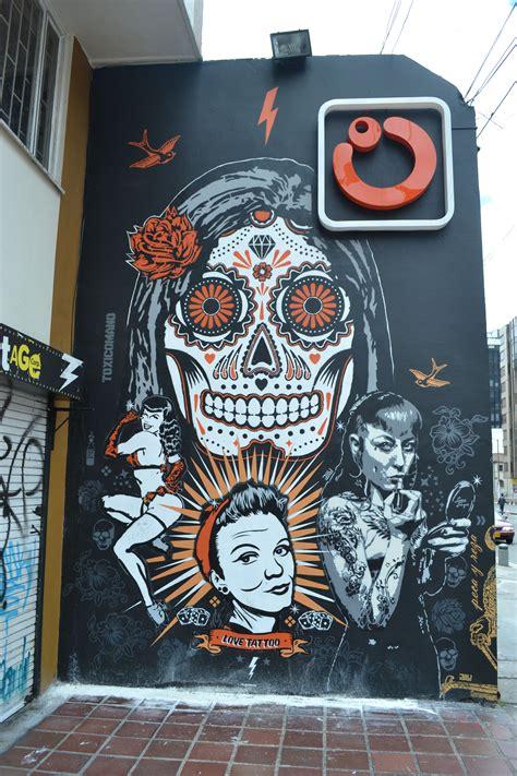 best graffiti in bogota part 1 brandon is still alive