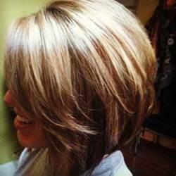 bob haircut with chunky highlites 25 short layered bob hairstyles bob hairstyles 2017