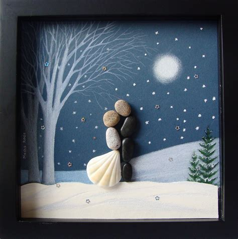 what to get art loving couple for xmas pebble gift unique s gift