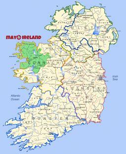 0008270333 comprehensive road atlas ireland mayo ireland map favorite places spaces pinterest