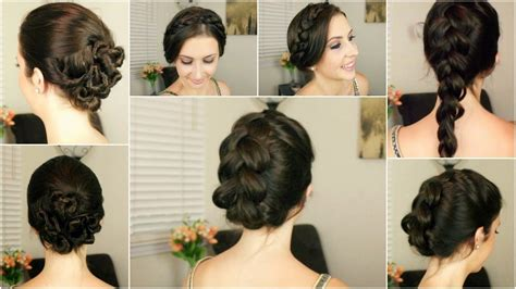 casual hairstyles with steps step by step bun hairstyles with pictures hairstyle