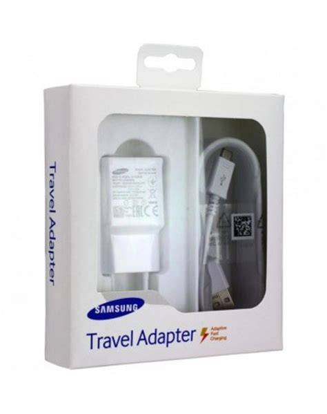 15w Travel Adapter Ep Ta20ewe Galaxy Note 4 Original With Cable samsung note 4 5 s6 edge adaptive fast travel adapter 2
