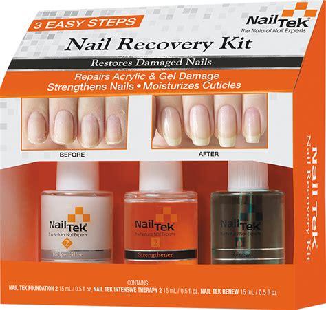 Nail Tek by Nailtek Nail Recovery Kit