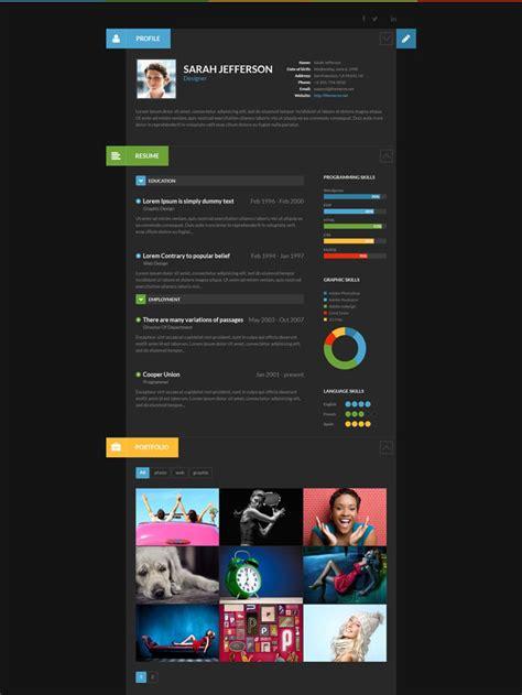 theme drupal cv 10 cms drupal responsive themes for blog magazine