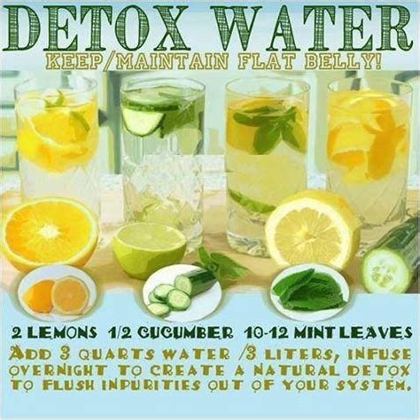 New Me Detox by Detox Water My New Me