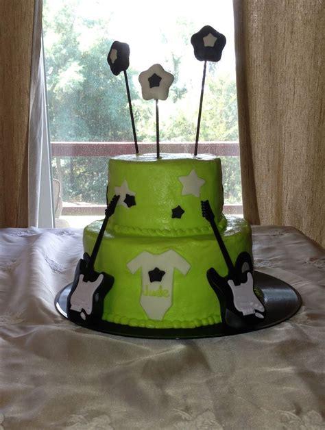 Rocking Baby Shower Cake by Rockin Baby Shower Cake My Stuff Shower