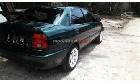 Alarm Mobil Baleno 1997 suzuki baleno hijau metalik