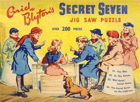 secret seven at the circus no 22 by enid blyton