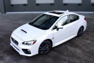 Subaru Impreza Wrx Horsepower 2015 Subaru Wrx Horsepower 2017 Car Reviews Prices And