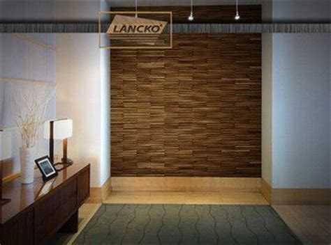Contemporary Wainscoting Panels by 3d Architectural Wood Wall Panels Lancko Walls Wood