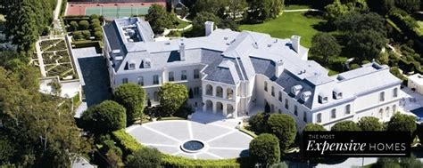 get to the most expensive homes in america luxury