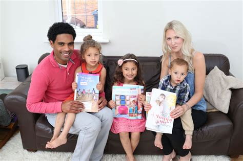 beautiful family britain s most beautiful family parents and three