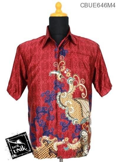 Btk Muslim 646 Gamis Batik Katun Motif Songket kemeja batik mahfud motif songket kembang kemeja pendek murah batikunik