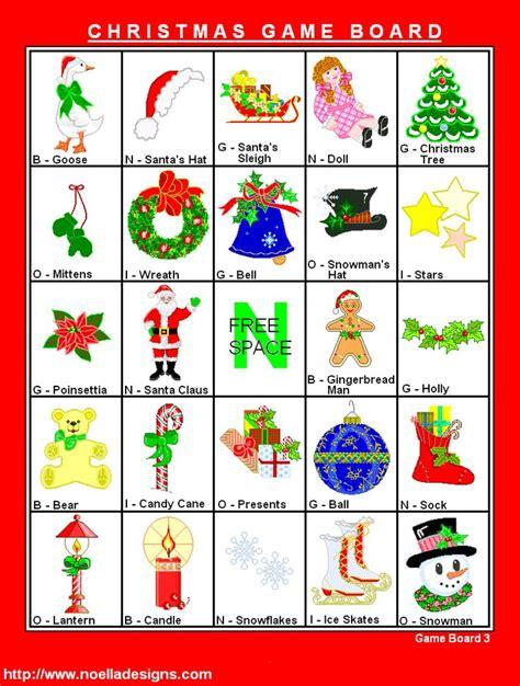 printable santa bingo cards the 25 best christmas bingo ideas on pinterest
