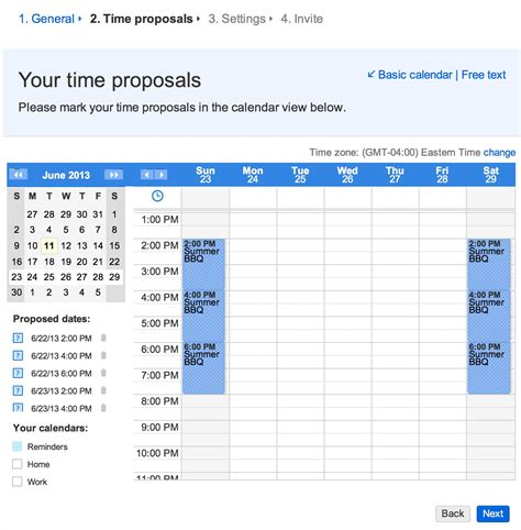 doodle poll calendar view doodle free scheduling polling tool