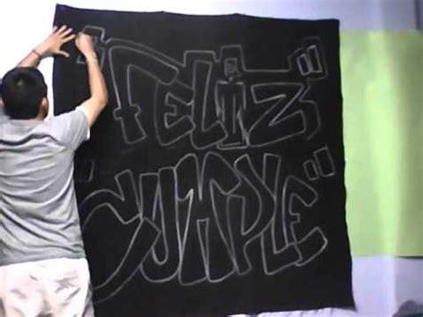 imagenes de feliz cumpleaños en graffiti im 225 genes de graffitis de feliz cumplea 241 os im 225 genes de