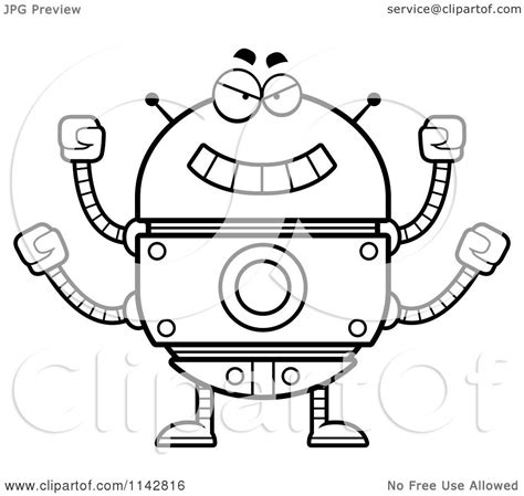 evil robot coloring page free coloring pages of evil dinosaurs