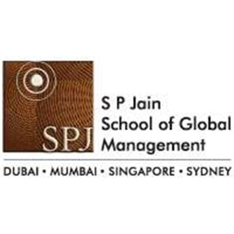 Sp Jain Part Time Mba by S P Jain School Of Global Management Global Mba Topmba