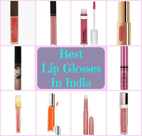 10 Prettiest Lip Glosses by 10 Best Lip Glosses In India Diy Recipes For Lipgloss