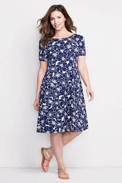 t shirt dress pattern plus size women s plus size pattern knit scoop back t shirt dress