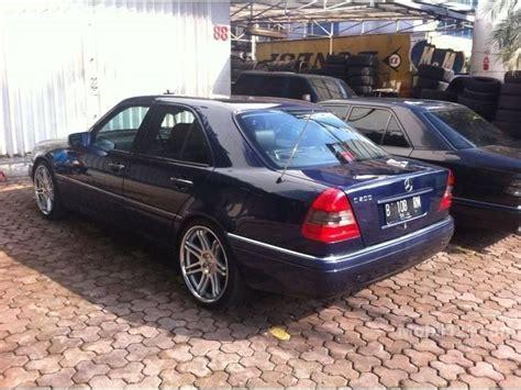 Di Jual Mercedes C200 W202 jual mobil mercedes c200 1996 w202 2 0 sedan 2 0 di