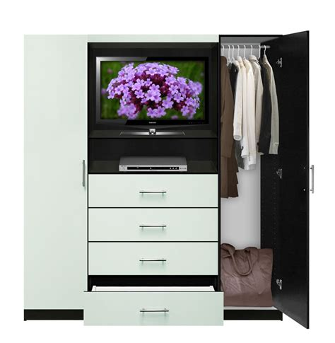 Bedroom Armoire Tv by Aventa Bedroom Tv Armoire Contempo Space