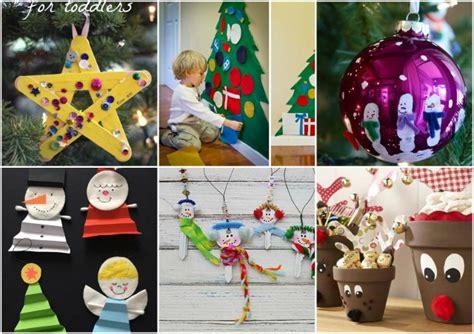 Einfache Bastelideen Zu Weihnachten 4228 by Weihnachten F 252 R Die Kleinsten 20 Einfache Bastelideen