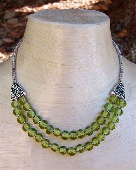 glass bead jewelry ideas 17 best necklace ideas on diy necklace diy
