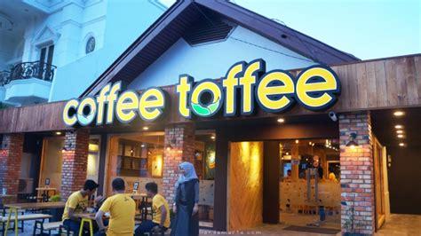 Menu Coffee Toffee Pekanbaru grand opening coffee toffee pekanbaru liandamarta