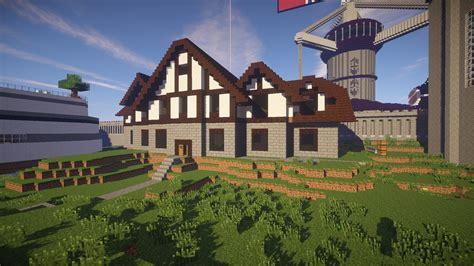 Tudor Style minecraft tudor house youtube