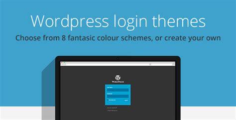 wordpress themes free login wordpress login themes by kleverthemes codecanyon