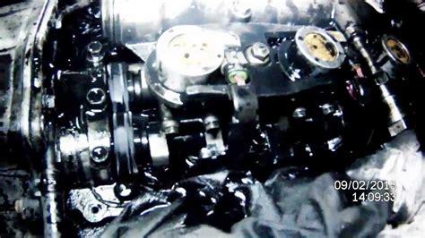 isuzu trooper  engine jx working injectors youtube