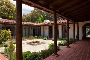 historic adobe modern architecture walkways and terracotta