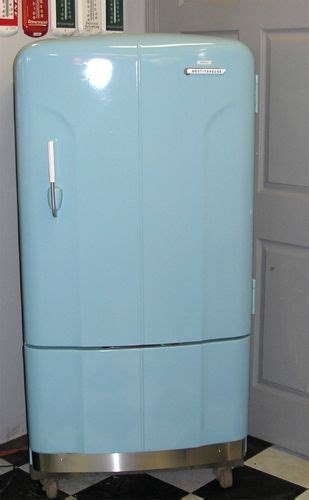 refrigerator westinghouse vintage refrigerator vintage