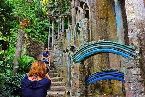 jardin surrealista actividad jardin surrealista pueblo magico de xilitla
