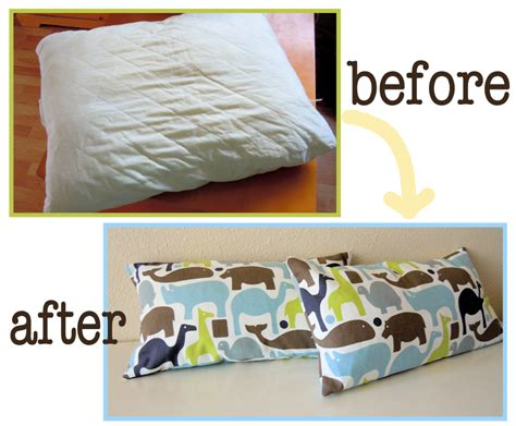 Make A Throw Pillow by Naturally Creative Tutorial How To Make Throw