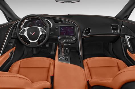 corvette dashboard 2017 chevrolet corvette reviews and rating motor trend
