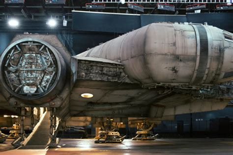 The Of The New Millennium new millennium falcon images